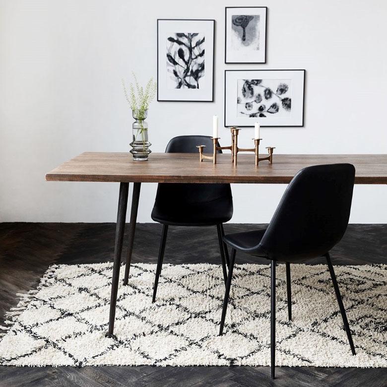 pit loom rugs