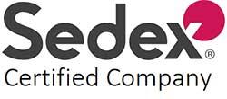 Sedex Certified